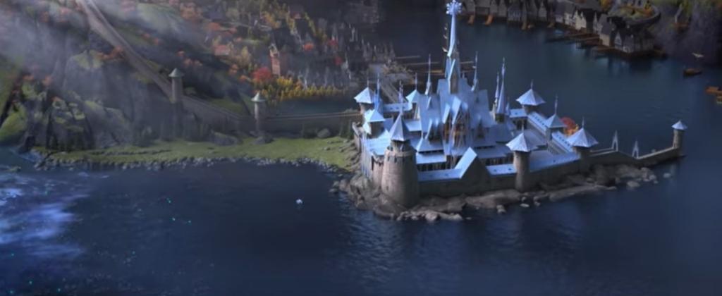 『アナと雪の女王2』イメージ画像