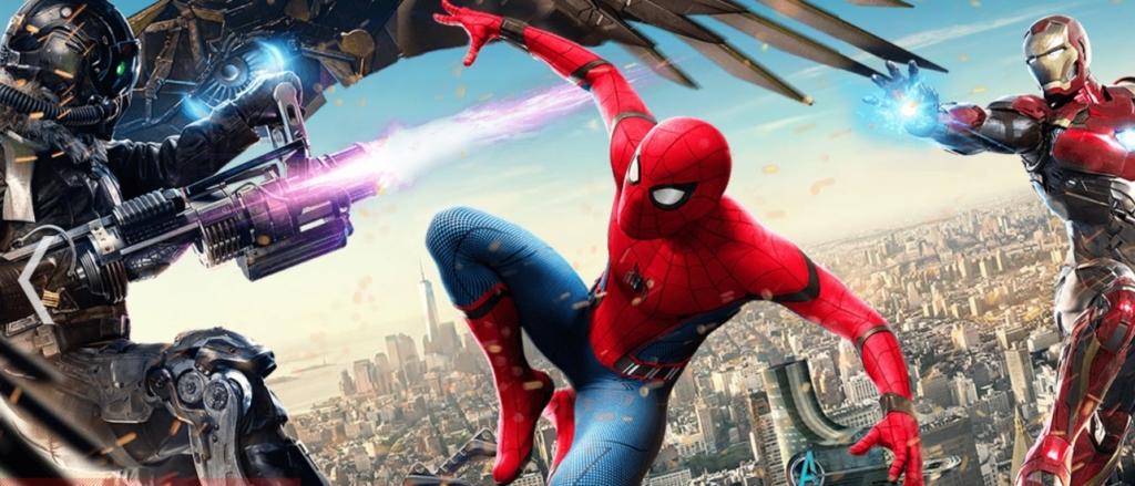 『スパイダーマン ホームカミング』イメージ画像