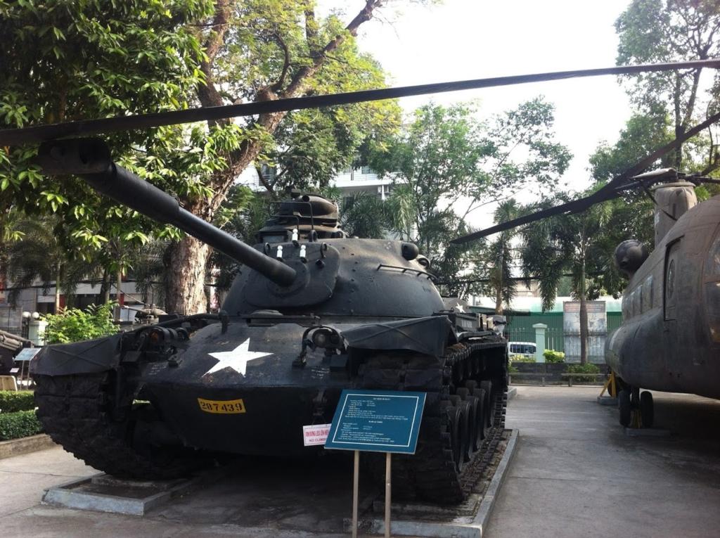 ベトナム戦争博物館 参考