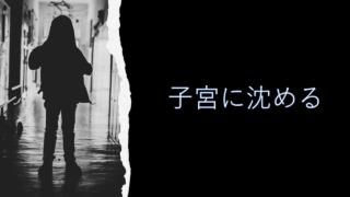 『子宮に沈める』イメージ画像